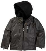 Urban Republic Ex PU Jacket (Baby Boys)