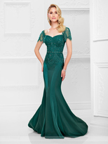 Montage by Mon Cheri - 117908 Mermaid Gown