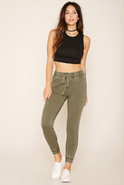 Forever 21 Heathered Knit Sweatpants