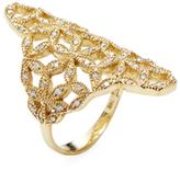 Mizuki Woven Petal Ring