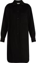 Acne Studios Berkeley wool and cashmere-blend coat