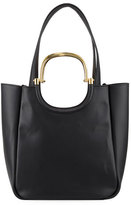 Derek Lam 10 Crosby Hudson Mini Tote Bag, Black