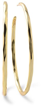 Ippolita 18kt gold large Squiggle hoops