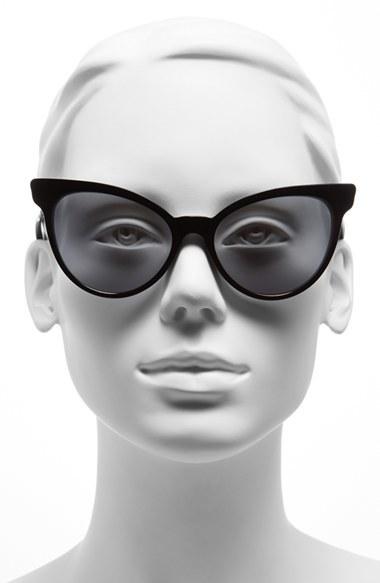 Wildfox Couture 'La Femme Deluxe' 55mm Sunglasses