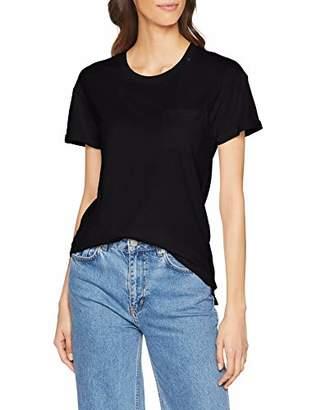 Replay Women's W3155a.000.22042p T-Shirt,X-Large