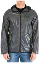Ea7 EA7 Outerwear Jacket Blouson Cappuccio