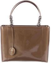 Christian Dior Medium Shopping Satchel