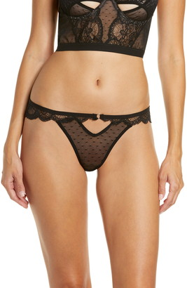 Thistle & Spire Brighton Lace Thong