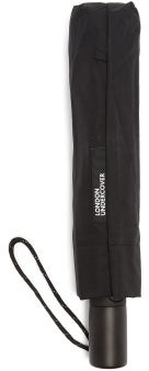 London Undercover Auto-compact Umbrella - Mens - Black
