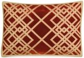 "Savannah Home Marrakesh Embroidered 13"" x 18"" Decorative Pillow"