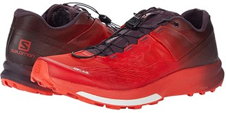 Salomon S-Lab Speed 2 (Racing Red/Maverick/White) Athletic Shoes