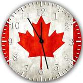 "Ikea New Canada Flag Wall Clock 10"" Will Be Nice Gift and Room Wall Decor Z130"