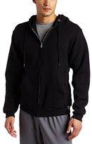 Russell Athletic Men's Dri Power Hooded Zip-Front Fleece Sweatshirt