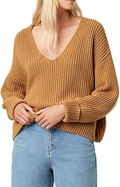French Connection Millie Mozart V-Neck Sweater