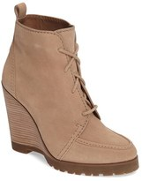 MICHAEL Michael Kors Women's Piper Lace-Up Wedge