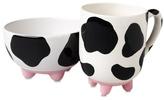 Cow Mug & Bowl Set