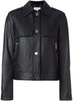 MICHAEL Michael Kors buttoned boxy jacket