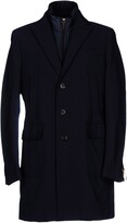 Paoloni Overcoats - Item 41725713
