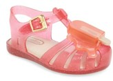 Mini Melissa Toddler Girl's 'Aranha' Mary Jane Sandal