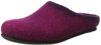 MagicFelt Unisex Adults Or 723 Open Back Slippers Pink Size: 3.5 UK