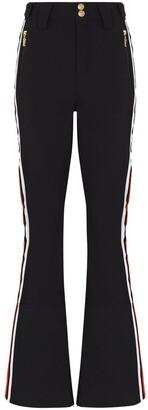 P.E Nation Amplitude flared ski trousers