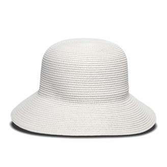 Physician Endorsed Women's Adjustable Head Size Serena Round Crown Hat