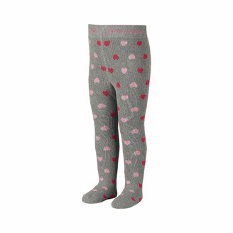Sterntaler Baby Girls' Strumpfhose Herzen Tights