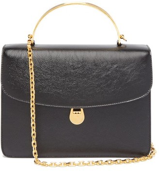 BIENEN-DAVIS Charlie Patent-leather Bag - Black