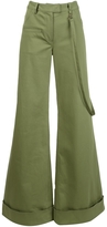 Rosie Assoulin B Boy Super Wideleg Trouser