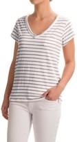 Threads 4 Thought Felicity Vintage T-Shirt - V-Neck, Short Sleeve (For Women)