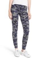 Sundry Women's Camo Skinny Sweatpants