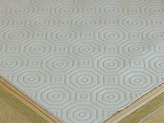 300x140 cm (118x55 inches) Embossed Waterproof And Heat Absorbent Table Top Protector/Cover From Karina Home by Karina Home
