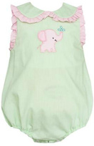 petit bebe Smocked Elephant Bubble