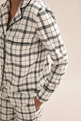 Country Road Check Flannelette Pyjama Set