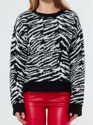 RtA Emma Zebra Sweater