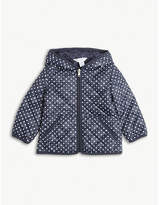 Ralph Lauren Polka-dot padded jacket 6-24 months