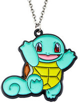 Pokemon Enamel Squirtle Necklace, Stainless