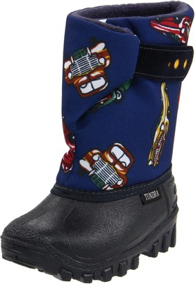 Tundra Baby-Boy's Teddy 4 Winter Boots