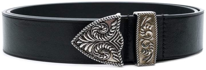 Givenchy ornate buckle belt