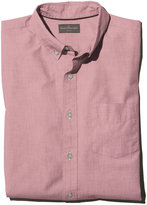 L.L. Bean Signature End-on-End Shirt, Slim Fit