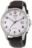 Junkers Men's Analogue Automatic Watch with Leather Strap – 68601