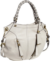 Oryany Gwen Woven Strap Shoulder Bag