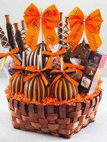 Mrs. Prindables Mrs. Prindable's Premium Caramel Apple Halloween Basket