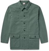 Levi's 1960's Brushed Cotton-twill Surplus Jacket