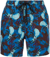The Upside Fantasia print swim shorts