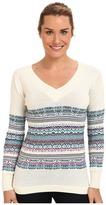 Exofficio CafenistaTM Jacquard Sweater