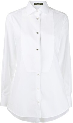 Dolce & Gabbana Slim Fitted Shirt