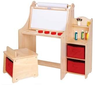 STUDY Reepham Kids Desk Harriet Bee