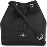 Vivienne Westwood Balmoral leather bucket bag