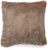 JLO by Jennifer Lopez Luxury Faux Fur Throw Pillow